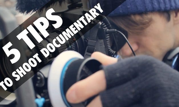 5 Tips Pour Le Documentaire – Interview Duncan Buckley